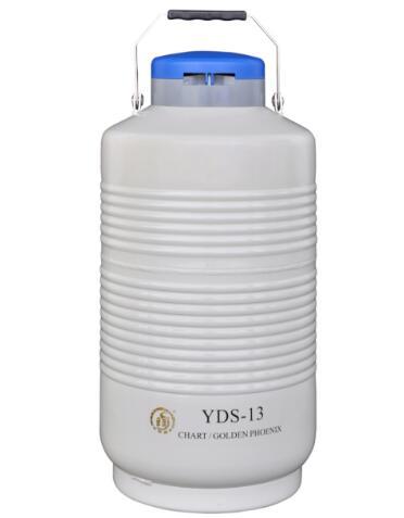 成都金凤液氮罐 型号:YDS-12-90
