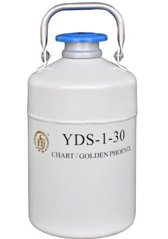 成都金凤液氮罐 型号:YDS-1-30(小)