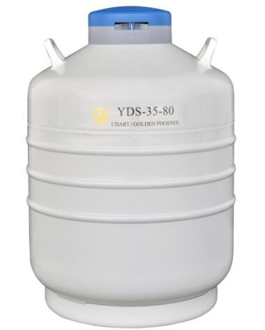 金凤大型生物液氮罐 YDS-35-80