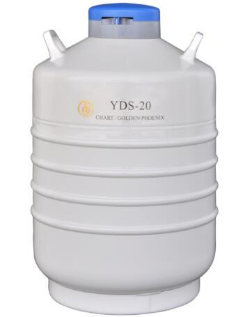 成都金凤液氮容器型号:YDS-20
