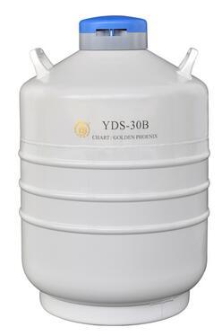 <b>运输型液氮罐容器 型号:YDS-30B</b>